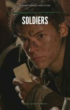  SOLDIERS  by abelierectioner