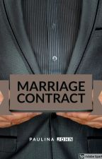 Marriage Contract by PaulinaJohn