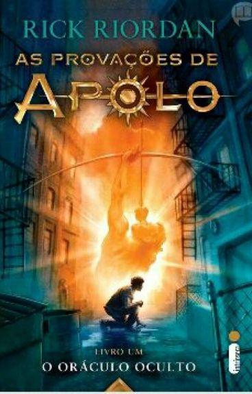 As Provações de Apolo-O Oráculo Oculto