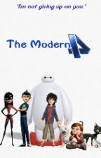 The Modern 4 by JadeWaltz3rd
