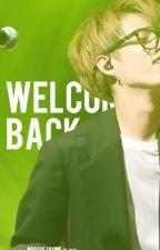 Welcome back +Yoonmin by jimblebells
