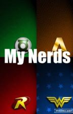 My Nerds by Halbarry_ASF