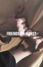 Friends or More? (Book 1) ➳ Luke Hemmings by 5sosidk