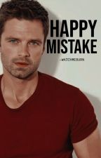 Happy Mistake|Sebastian Stan. by -HellAngel