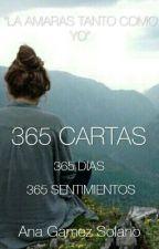 365 Cartas by ana_Gamezzz