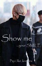 Smile (Tae x Oc) V by i_like_kookies
