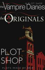 TVD & The Originals Plot Shop by LoveBriNeens