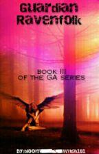 Guardian Ravenfolk by bloom_witch101