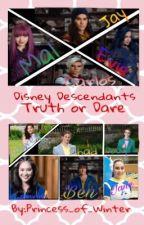 Descendants truth or dare by Princess_of_Winter