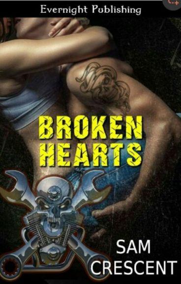 Série Chaos Bleeds #7 Broken Heart - SAM CRESCENT