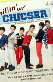 Chicser meets the Three Princess by elaiza_marie16