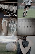 Unbelievers  by complementattoos