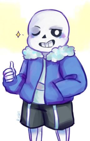 Death do we Part (Sans x Magic Reader)  by MelodyPlescher