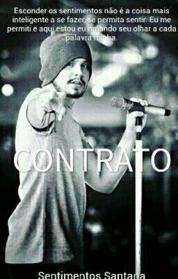 Contrato - Luan Santana