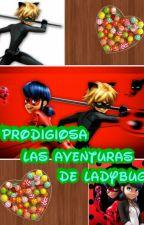 Prodigiosa: las Aventuras de ladyBug (Marinette Y Adrien) by -OtakuGirly-