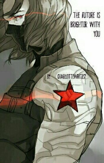 The Future Is Brighter With You (Bucky Barnes X Reader