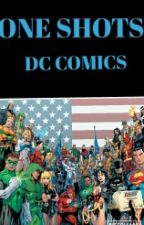 Dc Comics (One Shots) by Rellor
