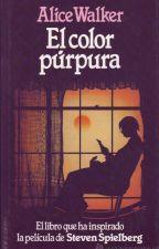 El color púrpura - Alice Walker by LauraKathe_