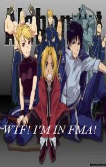 I'm in FMA! WTF!