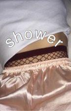 shower; muke  by lukeestops