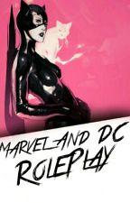 Marvel & DC RP  by dxzzler