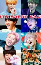 BTS SALAH GAUL by ApriliaChanyeolExoL