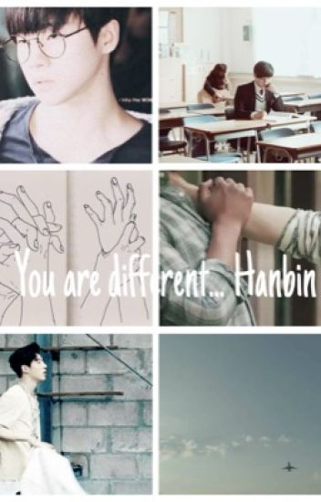 you are different ..Hanbin