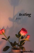 texting ➳ jimin by milkuii