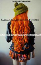 Gaëlle Alexandra De Villiers( Fan Fiction Gideon & Gwendolyn) by chouquetteannelise