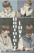 Brotherly Love [Taekook Fan Fic] by Taekookie_lover