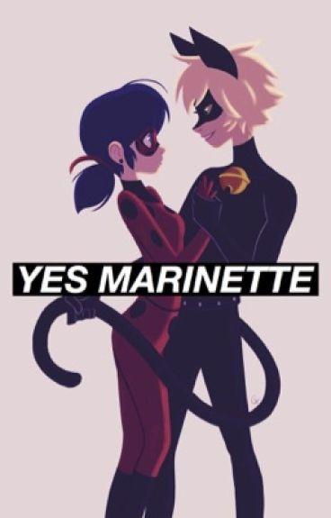 """Yes Marinette"""