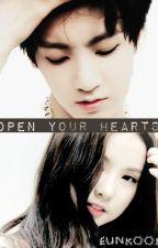 Open Your Hearts by RahmaniaKookie