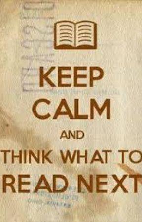 what to read?!?! by LatifaAlzarouni