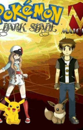 Pokemon Dark Shade by maiodin