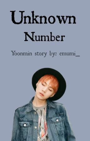 Unknown number (yoonmin) by emumi_