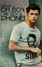 Oh Boy, He Got A Phone! [BoyxBoy] by ImGrey
