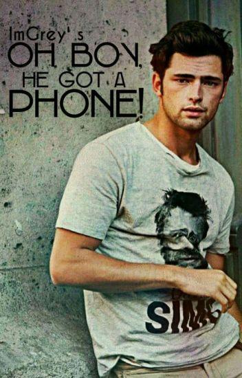 Oh Boy, He Got A Phone! [BoyxBoy]