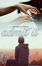 [🌸] Admit It   Riren/Ereri AU by iAmAnimeFreek