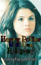 Harry Potter Next Gen Roleplay by marvelousmartin