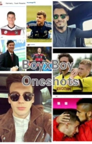 Fußball Oneshots | BoyxBoy