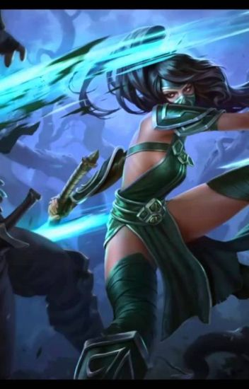 True Balance in You and I: Akali (LOL Fanfiction)