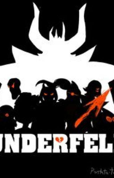 UnderfellXMale!Reader