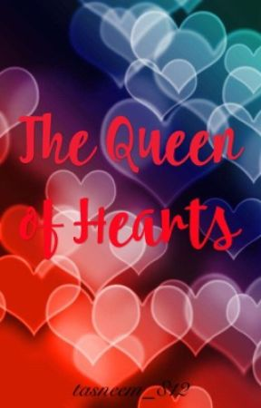The Queen of Hearts by Bu8bles_7
