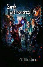 Sarah & Avengers by euSkittleskaCZ