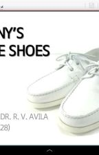 Johnny's White Shoes © 2013 by DR. R. V. AVILA (Romans 8:28) by RoelAvila