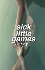 Sick little games (Remake Larry) by fiveHeroes_