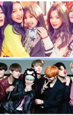 [fanfic] Bts X Red Velvet by janee2503