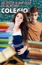 Un Idiota y una chica en un mismo colegio || Martin Garrix & Tú|| by OjitosGxrrix
