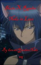 Neko in Love (Ikuto X Reader)                   Fangirl!!! by KawaiiYandereNeko05