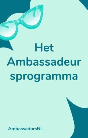 Het Ambassadeurs Programma by AmbassadorsNL